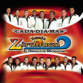 Play & Download Cada Dia Mas by Banda Zirahuen | Napster