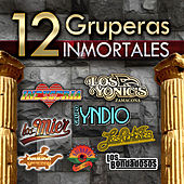 Play & Download 12 Gruperas Inmortales by Various Artists | Napster