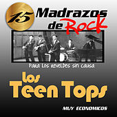 15 Madrazos Del Rock by Los Teen Tops