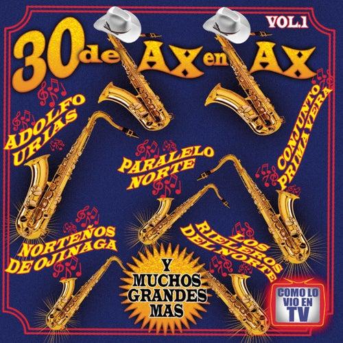 30 De Sax En Sax by Various Artists