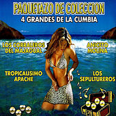 Play & Download Paquetazo De Coleccion - 4 Grandes De La Cumbia by Various Artists | Napster