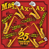 Play & Download Mas De Sax En Sax, Vol. 2 by Various Artists | Napster