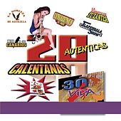 Play & Download 20 Autenticas Calentanas by Various Artists | Napster