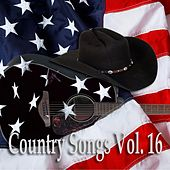 Play & Download Country Songs Vol. 16 by Various Artists | Napster
