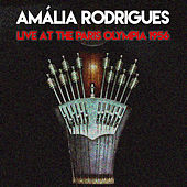 Amália Rodrigue: Live At The Paris Olympia 1956 von Amalia Rodrigues