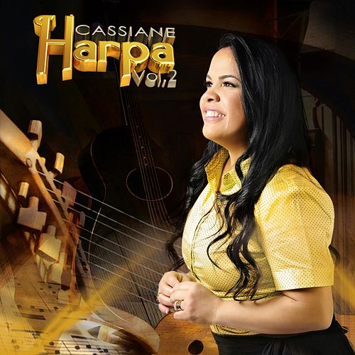 Harpa Vol.2 de Cassiane