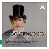 Play & Download Great Verdi Voices by Various Artists | Napster