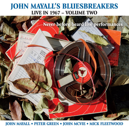 Play & Download Live in 1967 Volume 2 by John Mayall | Napster