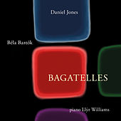 Daniel Jones & Béla Barók: Bagatelles by Llŷr Williams