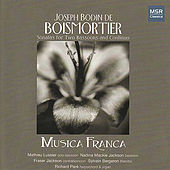 Joseph Bodin de Boismortier: Sonatas for Two Bassoons and Continuo by Musica Franca