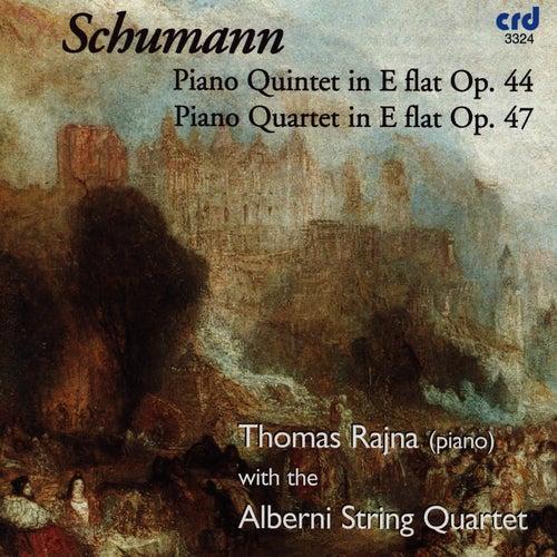 Schumann: Piano Quintet Op. 44 and Piano Quartet Op. 47 by The Alberni String Quartet