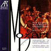 Mozart: Serenade K.361 - A Musical Joke K.522 by The Chamber Music Society Of Lincoln Center