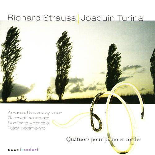 Strauss: Quatuor en ut mineur, Op. 13 - Turina : Quatuor en la mineur, Op. 67 by Guennadi Freidine