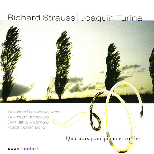 Play & Download Strauss: Quatuor en ut mineur, Op. 13 - Turina : Quatuor en la mineur, Op. 67 by Guennadi Freidine | Napster