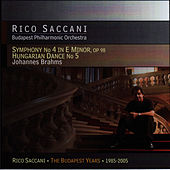 Brahms: Symphony No. 4, Hungarian Dance No. 5 by Rico Saccani