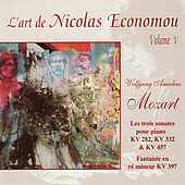 Play & Download Mozart : L'art de Nicolas Economou, volume 5 by Nicolas Economou | Napster