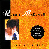 Greatest Hits by Ronnie McDowell