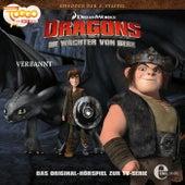 Folge 20: Verbannt (Das Original-Hörspiel zur TV-Serie) von Dragons - Die Wächter von Berk