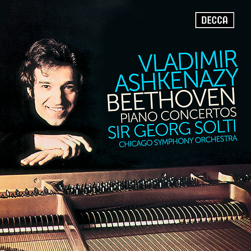 Play & Download Beethoven: Piano Concertos by Vladimir Ashkenazy | Napster