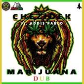 Play & Download Marijuana Dub (feat. Addis Pablo) by Chezidek | Napster