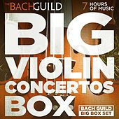Play & Download Big Violin Concerto Box by Various Artists | Napster