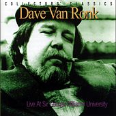 Live At Sir George William University by Dave Van Ronk