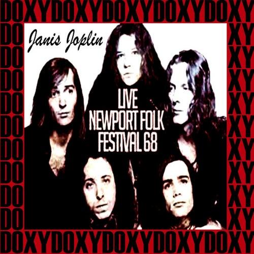 Newport Folk Festival, Rhode Island, July 27th, 1968 (Doxy Collection, Remastered, Live on Fm Broadcasting) von Janis Joplin