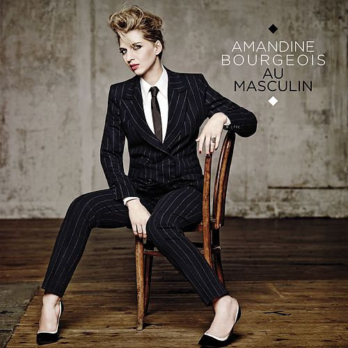 Au masculin de Amandine Bourgeois