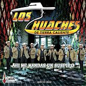 Play & Download Ahi Me Mandas Un Suspiro by Los Huaches De Tierra Caliente | Napster
