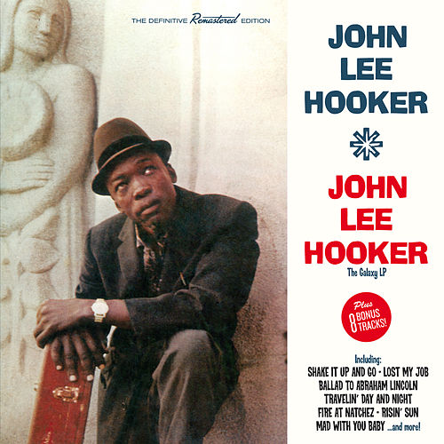 John Lee Hooker (Bonus Track Version) by John Lee Hooker
