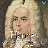 Handel: the Chamber Music Vol.V by L'Ecole d'Orphee