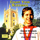 Play & Download Count Your Blessings by David Wigram | Napster