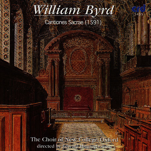 Play & Download Byrd: Cantiones Sacrae(1591) by The Choir Of New College Oxford | Napster