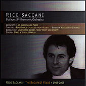 Gershwin, Copland, Barber, Berstein & Sousa by Rico Saccani