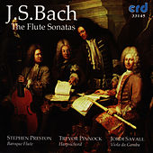 Play & Download Bach: The Flute Sonatas by baroque flute Stephen Preston | Napster