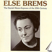 Else Brems: The Danish Mezzo-Soprano of the 20th Century by Else Brems