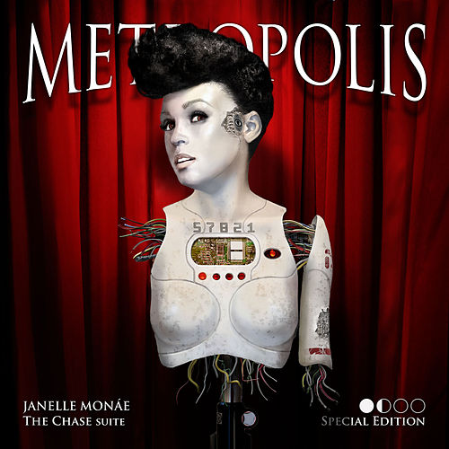 Metropolis: The Chase Suite by Janelle Monae