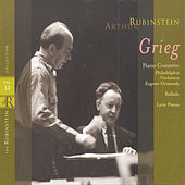 Play & Download Rubinstein Collection, Vol. 13: Grieg: Piano Concerto, Ballade & Lyric Pieces by Arthur Rubinstein | Napster