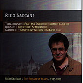 Tchaikovsky, Rossini, & Schubert by Rico Saccani