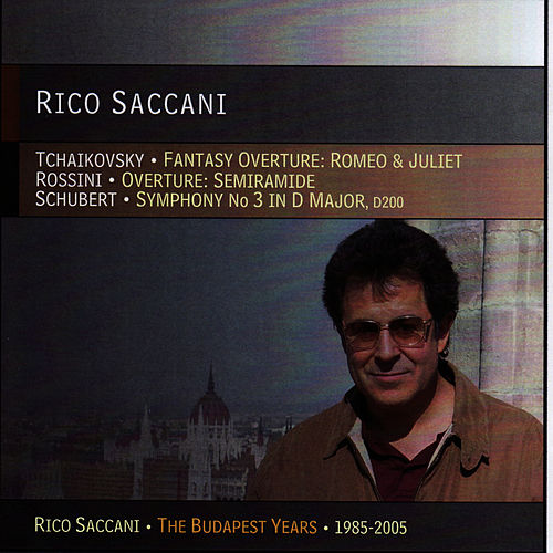 Play & Download Tchaikovsky, Rossini, & Schubert by Rico Saccani | Napster