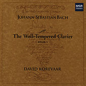 J.S. Bach: The Well-Tempered Clavier, Book I by David Korevaar