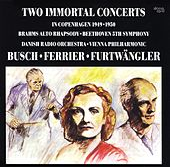 Two Immortal Concerts in Copenhagen by Kathleen Ferrier