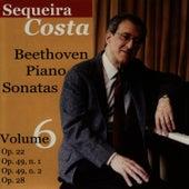 Beethoven: Piano Sonatas Nos. 11, 15, 19, 20 by Sequeira Costa