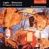 Play & Download Light - Distance: Portuguese Wind Quintets by The Galliard Ensemble | Napster