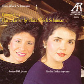 Play & Download Completely Clara: Lieder By Clara Wieck Schumann by Joanne Polk | Napster