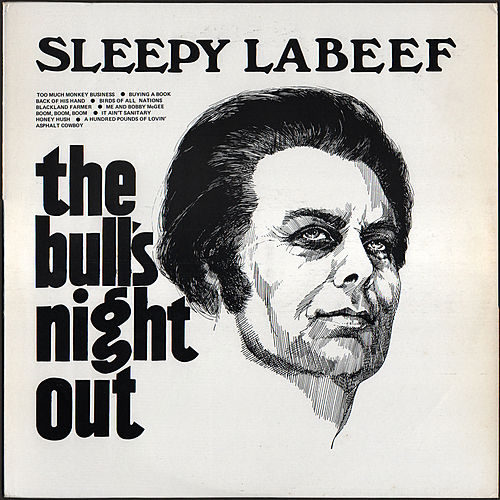 The Bull's Night Out de Sleepy LaBeef