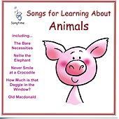 Play & Download Songs for Learning About Animals by Kidzone | Napster