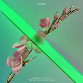 Never Be Like You (Disclosure Remix) [feat. Kai] by Flume