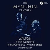 Play & Download Walton: Violin Concerto, Viola Concerto & Violin Sonata by Yehudi Menuhin | Napster