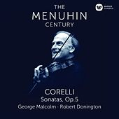 Play & Download Corelli: 12 Violin Sonatas, Op. 5 by Yehudi Menuhin | Napster